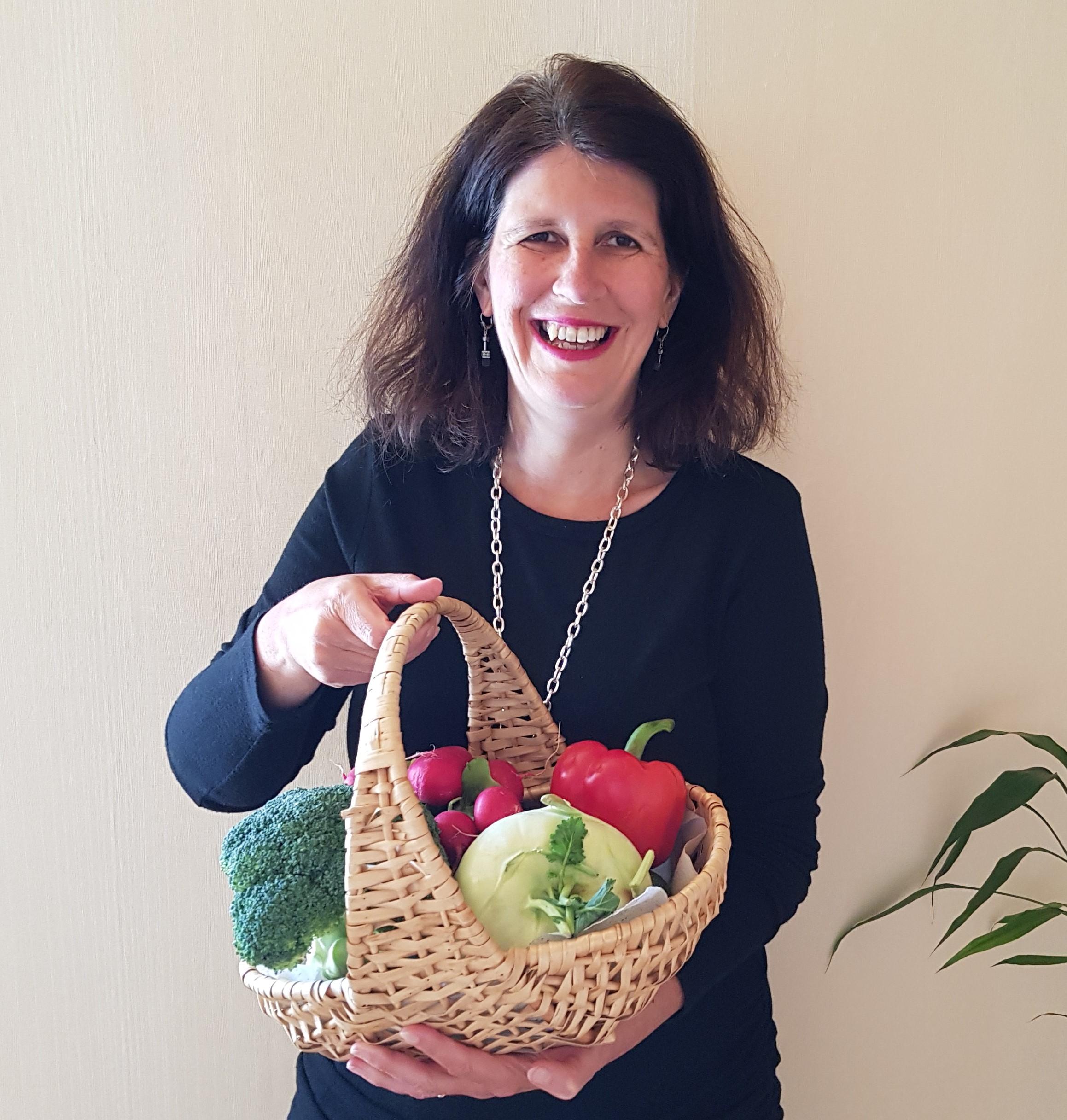 Ernährungstherapeutin Silvia Berft