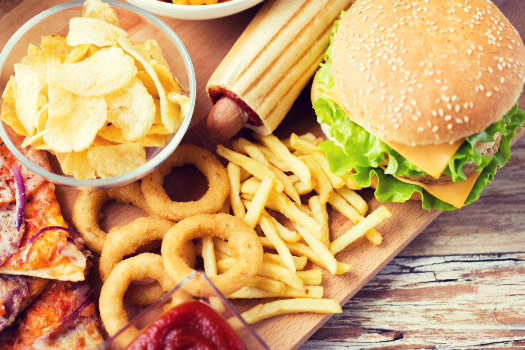 Fastfood schädigt dein Gehirn