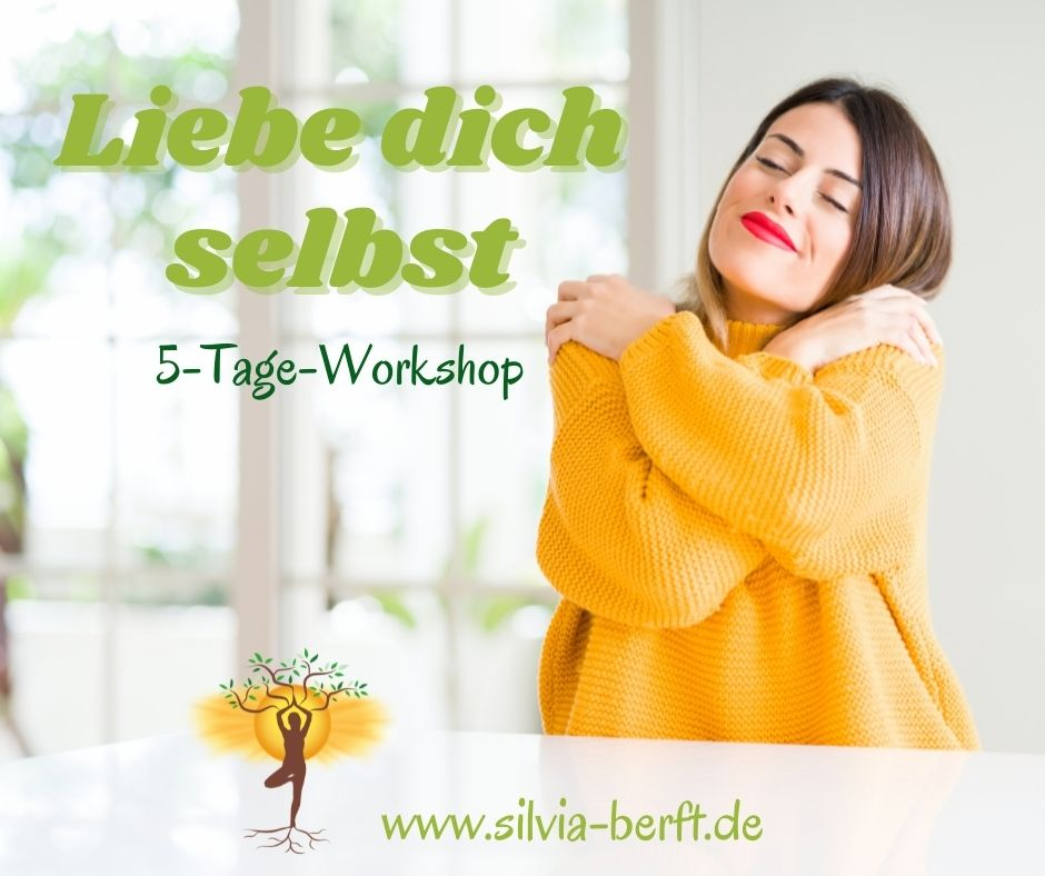 """Email-Workshop """"Liebe dich selbst"""""""