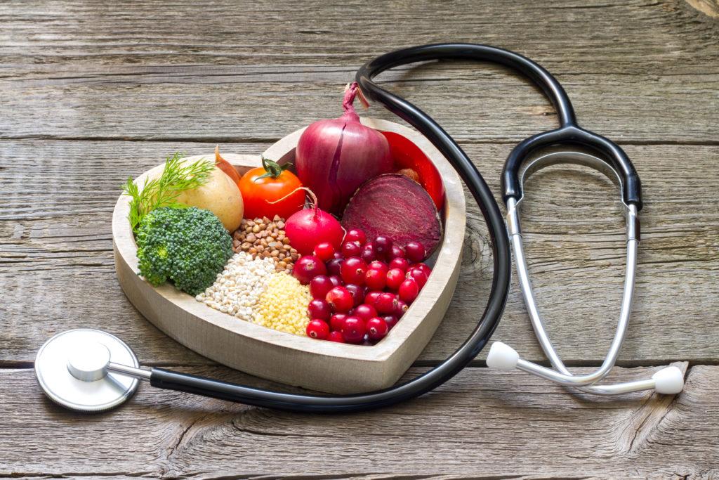 Gesunde Ernährung bei Cholesterin